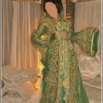 صور جميلة لقفطان العروس 2014 - 6