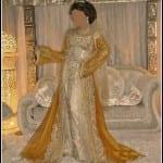 صور جميلة لقفطان العروس 2014 - 7