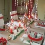 Décoration de Tables de Noël 2014 - 4