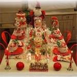 Décoration de Tables de Noël 2014 - 5