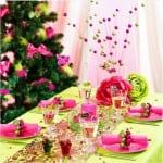 Décoration de Tables de Noël 2014 - 6