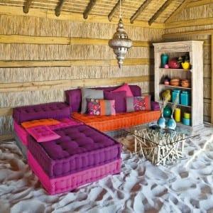 صور جميلة لديكور و صالونات مغربية - 1