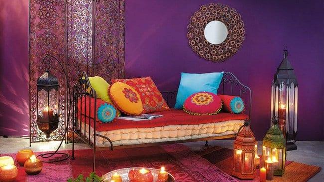 صور جميلة لديكور و صالونات مغربية - 4