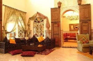 صور جميلة لديكور مغربي لراس السنة 2014 - 1