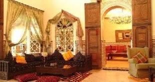 صور جميلة لديكور مغربي لراس السنة - 1