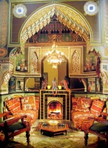 صور جميلة لديكور مغربي لراس السنة 2014 - 2