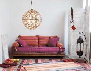 صور جميلة لديكور مغربي لراس السنة 2014 - 6