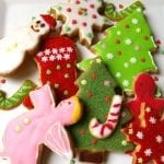 Biscuits de noel 2014