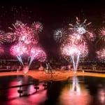 صور جميلة للألعاب النارية من دبي 2014 - 4