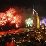 صور جميلة للألعاب النارية من دبي 2014 - 5