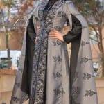 معاطف من الحجاب التركي 2014 - 7