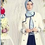 معاطف من الحجاب التركي 2014 - 9