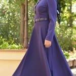 حجاب تركي لشتاء 2014 - 2