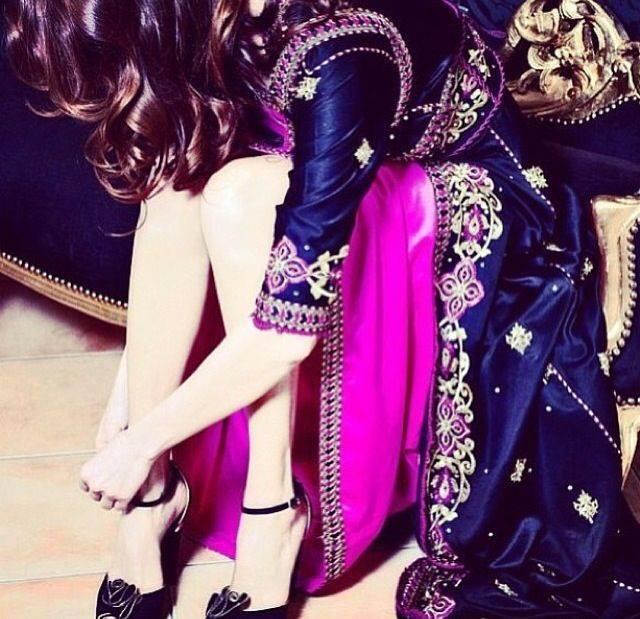 صور جميلة لقفاطين مغرية بألوان رائعة و أشكال معاصرة