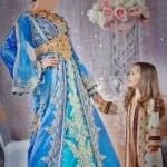 قفطان 2014 لعروس ربيع و صيف 2014 - 1