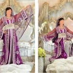 قفطان 2014 لعروس ربيع و صيف 2014 - 7