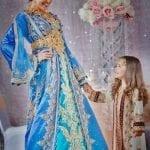 قفطان 2014 لعروس ربيع و صيف 2014 -