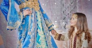 صور جميلة لقفاطين مغربية لعروس ربيع و صيف هذه السنة