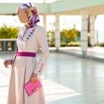 حجاب تركي 2014 لربيع و صيف 2014 - 4