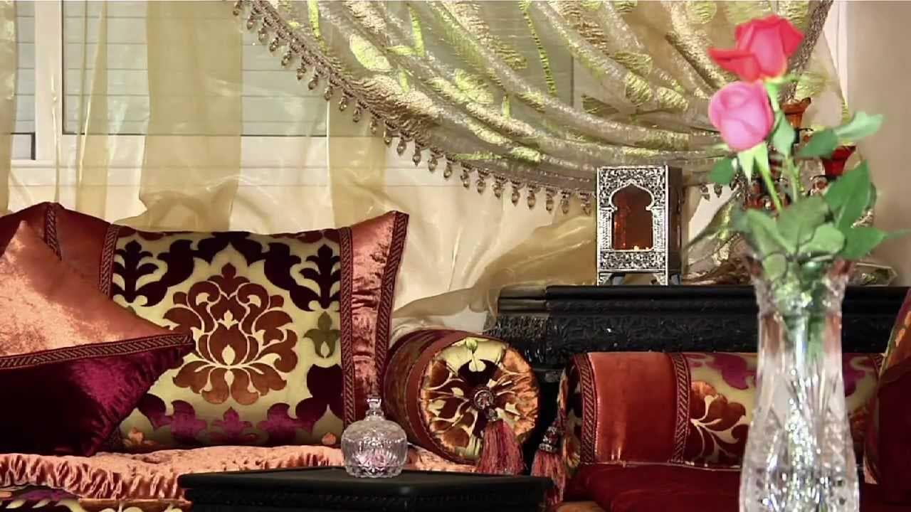 صور جميلة لصالونات مغربية موديلات روعة و حديثة للربيع و الصيف . غيرو شكل الصالون المغربي القديم عندكم بأحدث ديكور - 9