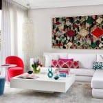صور جميلة من صالونات بألوان حيوية تحفة - 3