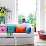 صور جميلة من صالونات بألوان جميلة - 7