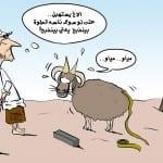 كاريكاتير عيد الاضحى 2014 - 9
