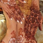 حناء 2014 نقوش رائعة للعروس - 2