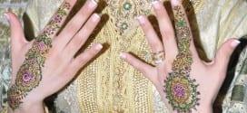 حناء 2014 نقوش رائعة للعروس