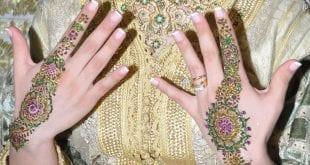 حناء 2014 نقوش رائعة للعروس - 9