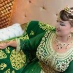 قفطان 2015 موديلات روعة للعروس - 1