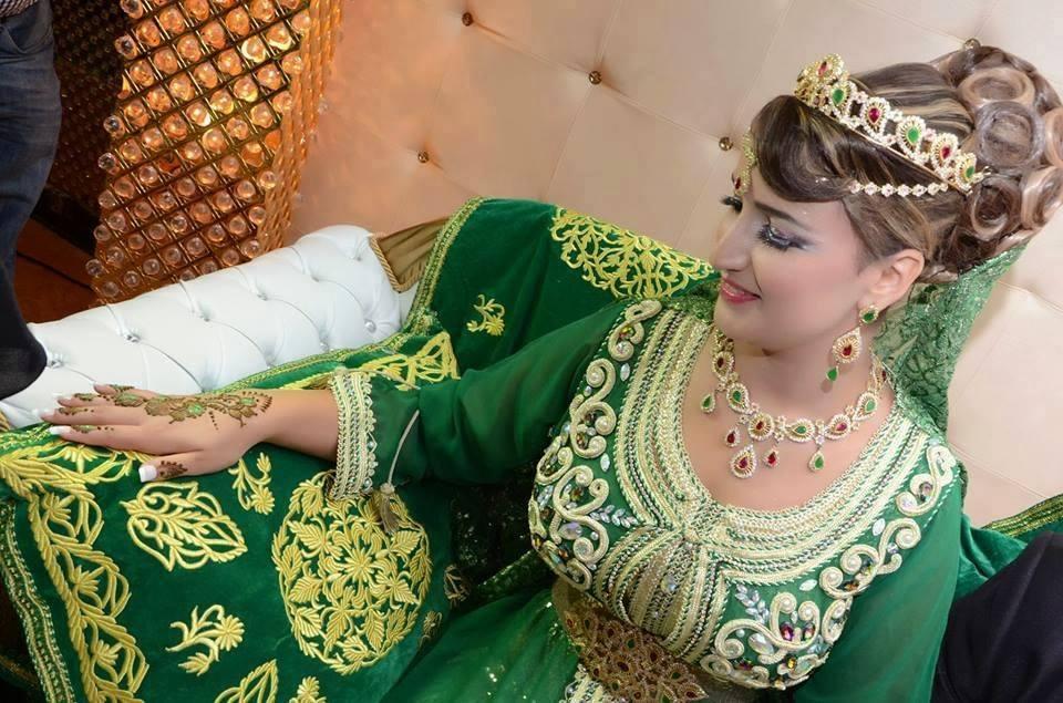 موديلات أعراس روعة Caftan-Mariage-2014-