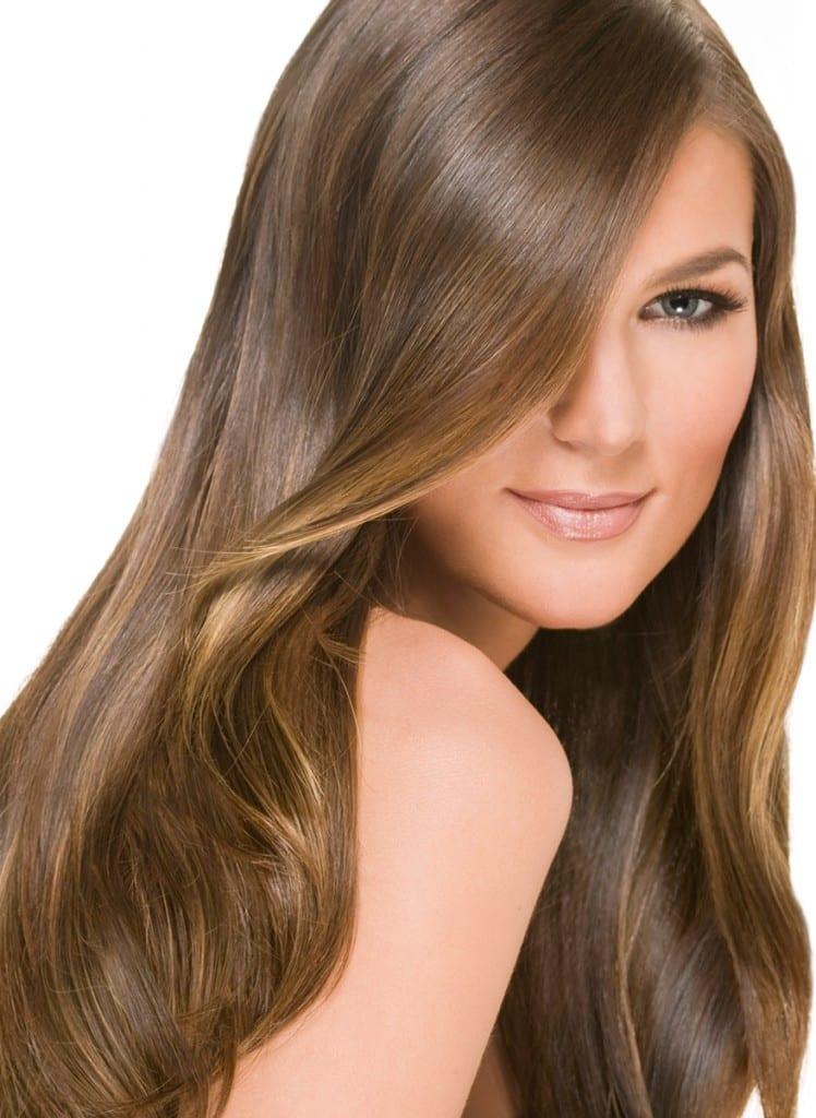 تشقير الشعر بمواد طبيعية