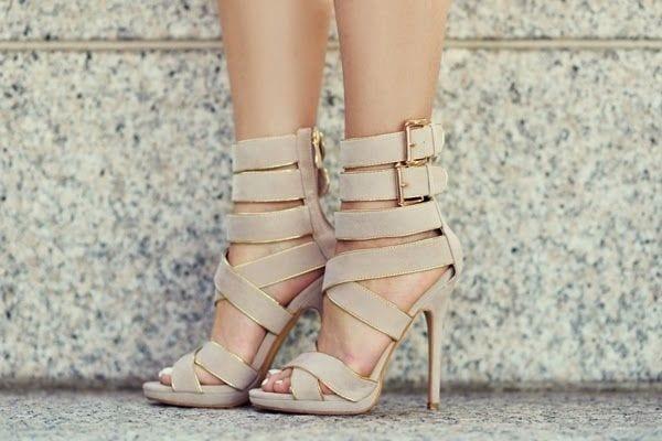 أحذية نسائية أنيقة 2015