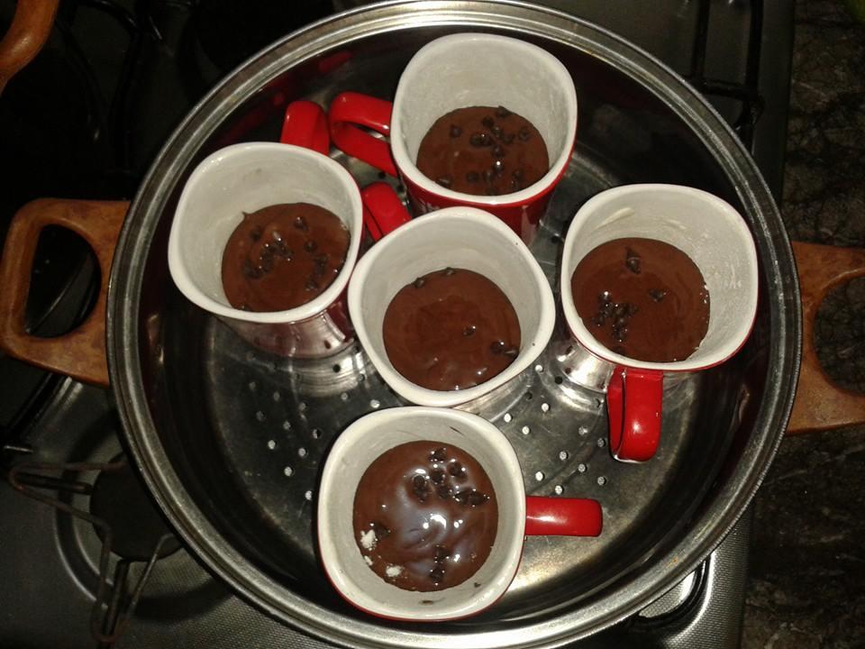 تحضير حلوى الشوكولاته بالصور