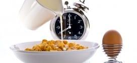 أهمية أوقات تناول الطعام في إنقاص الوزن