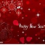 صور روعة بمناسبة رأس السنة 2015 - 2