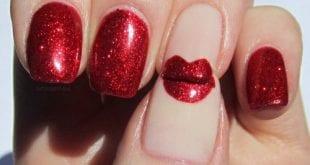 مانيكير روعة لعيد الحب 2015 - 1