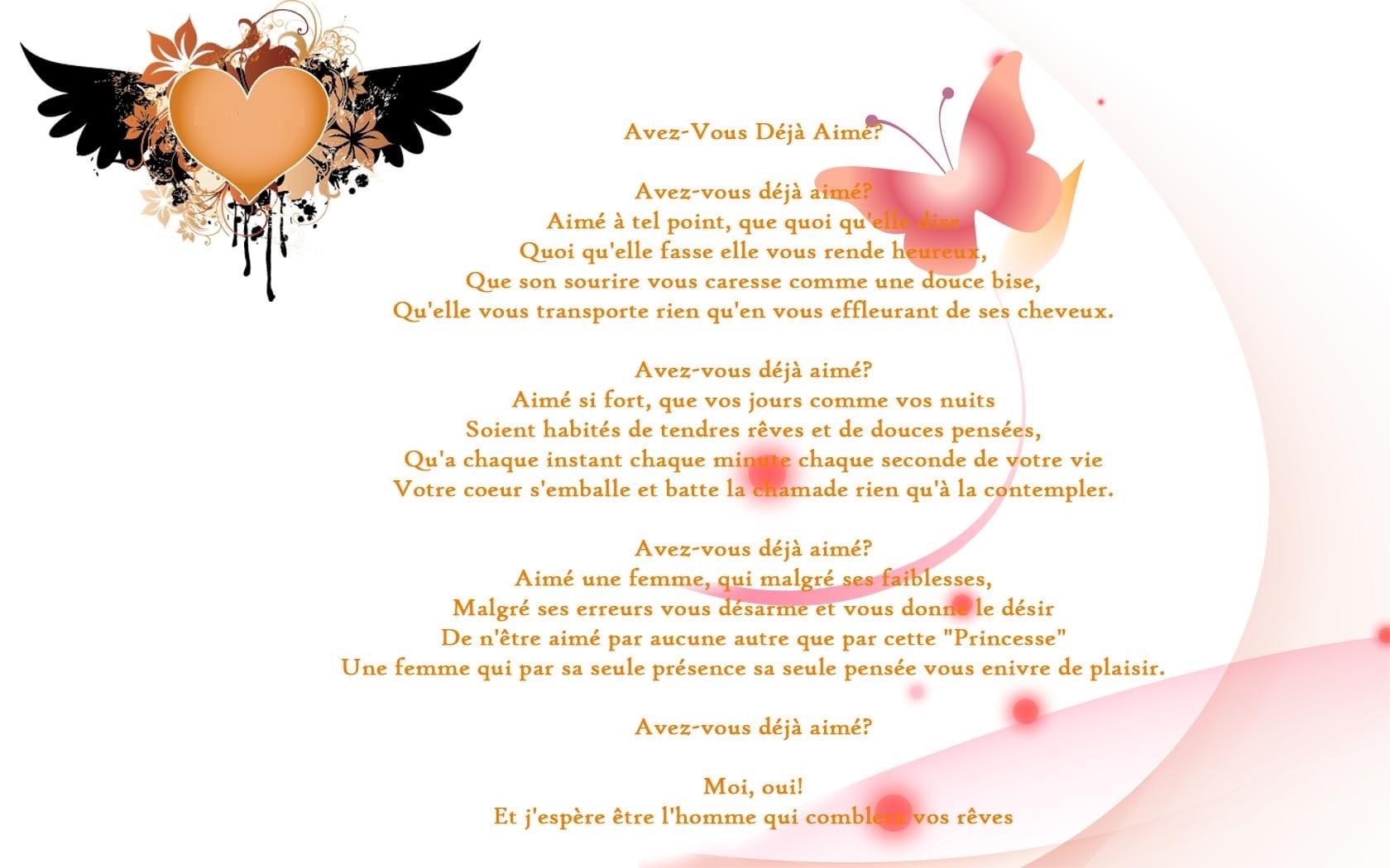 Photo d amour pour la saint valentin fashion designs - Poeme d amour pour la saint valentin ...