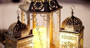 ديكور و فوانيس رمضان 2018