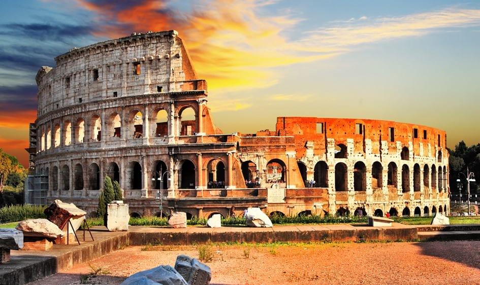 دليلك السياحي لمدينة روما الايطالية