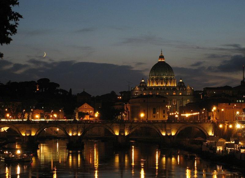 دليلك السياحي لمدينة روما الايطالية - 1