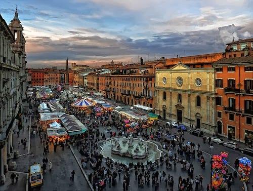 دليلك السياحي لمدينة روما الايطالية - 2
