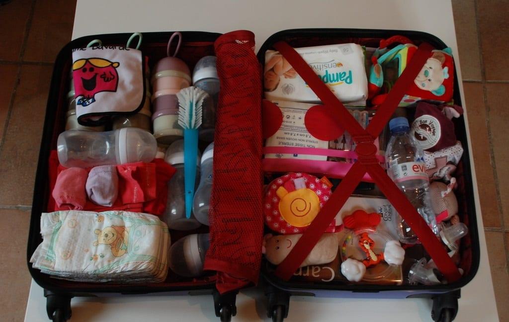 تجهيز شنطة السفر للأطفال - 2