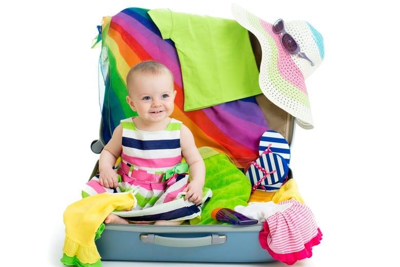 نصائح مهمة لتعلم كيفية تجهيز شنطة السفر للأطفال