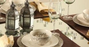ديكور مائدة رمضان 2018
