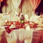 ديكور بألوان بدوية لتزيين مائدة رمضان
