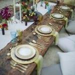 ديكور جميل لتزيين مائدة رمضان