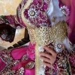 قفطان مغربي لعروس 2016 - 1