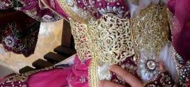قفطان مغربي لعروس 2016
